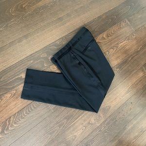 Tuxedo Theory Cropped Pants Size 6